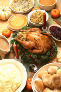 Thanksgiving_food